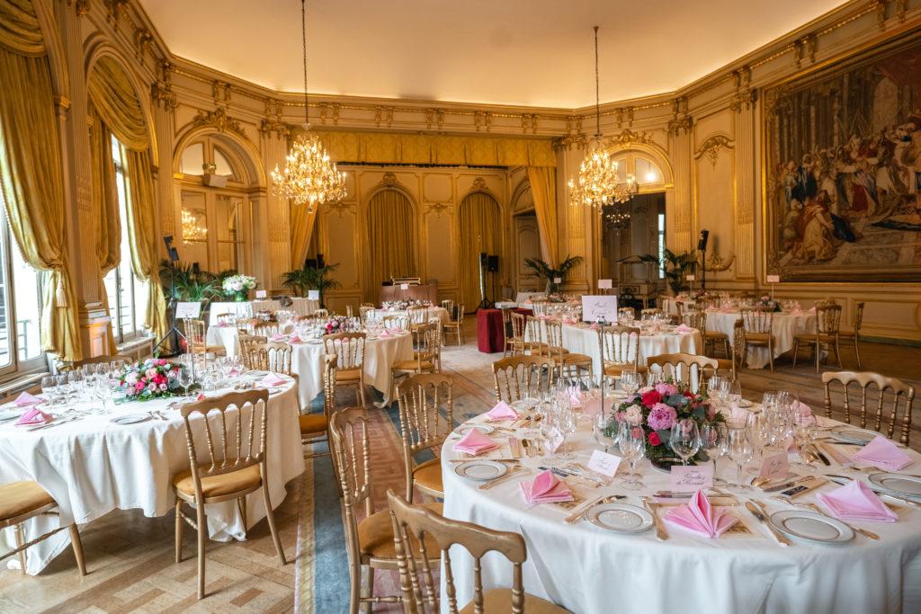 フランスで結婚式を挙げた方のウェディング筆耕