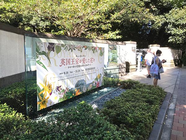 「キューガーデン 英国王室が愛した花々 シャーロット王妃とボタニカルアート」展
